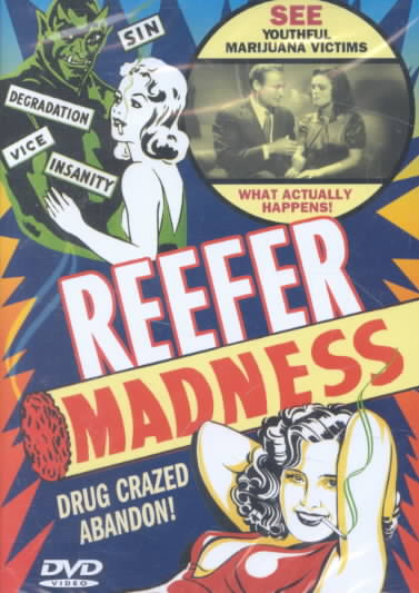 REEFER MADNESS BY O'BRIEN,DAVID (DVD)